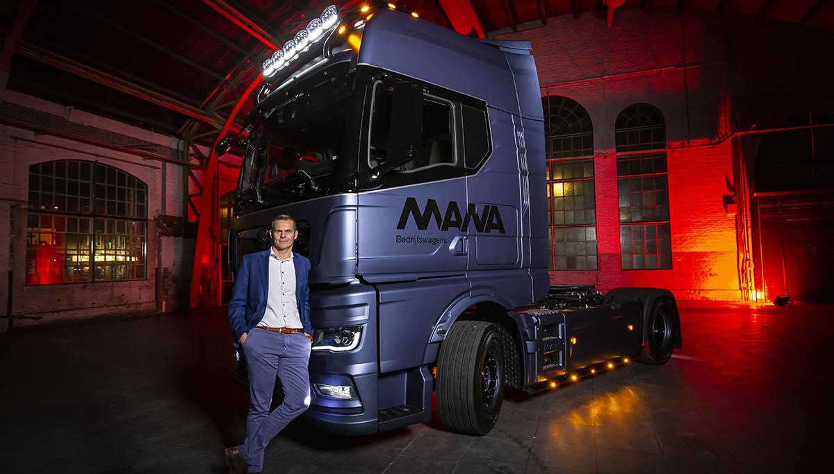 MANA, de nieuwe naam van Thieu van Dorst Bedrijfswagens