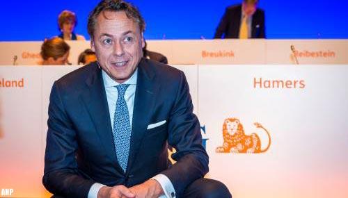 Oud-topman Hamers van ING wordt vervolgd voor witwasaffaire