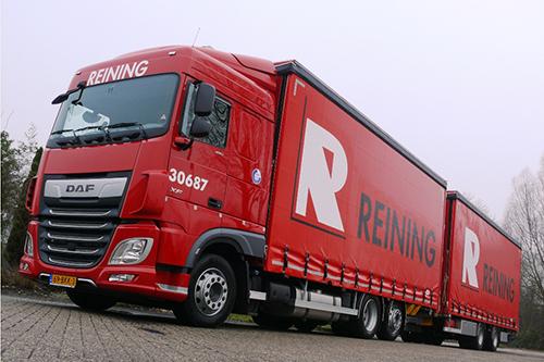 Reining Transport breidt uit met bouw nieuwe locatie in het Duitse Brüggen Bracht