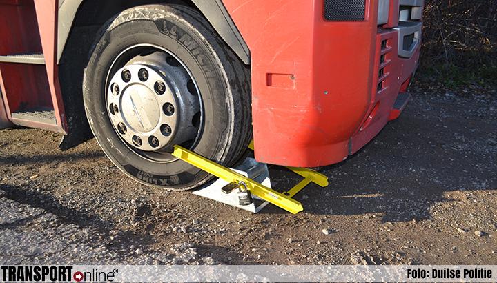 Wielklem voor vrachtwagen met meerdere gebreken [+foto's]