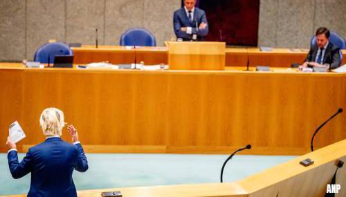 Geert Wilders en Henk Krol willen extra Kamerdebat over coronavariant