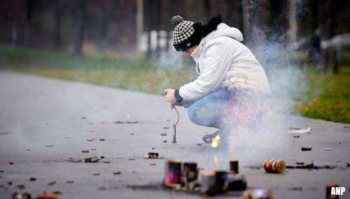 Noodbevel in Velsen-Noord vanwege vuurwerkoverlast door jeugd