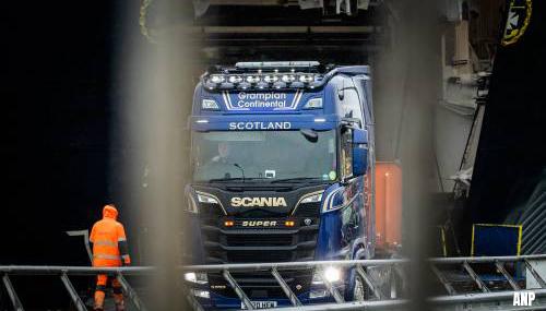 Enorme vertragingen en onduidelijkheid bij transportbedrijven