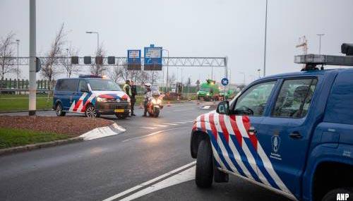 Man in Haarlem aangehouden voor verdachte situatie aan boord van vliegtuig op Schiphol