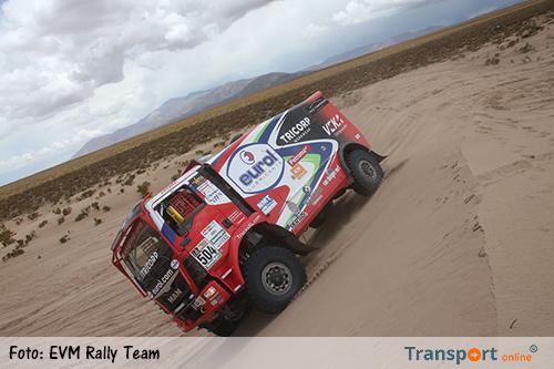 Eurol Veka MAN Rally Team niet naar Dakar Rally