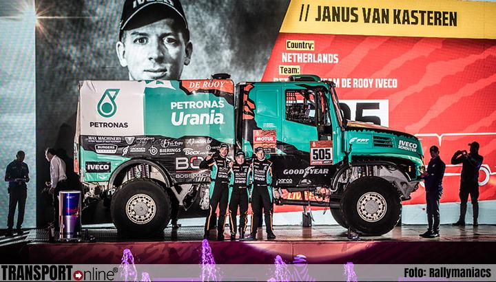 Uitstekend begin voor Van Kasteren, pech voor Versteijnen in Dakar Rally 2020