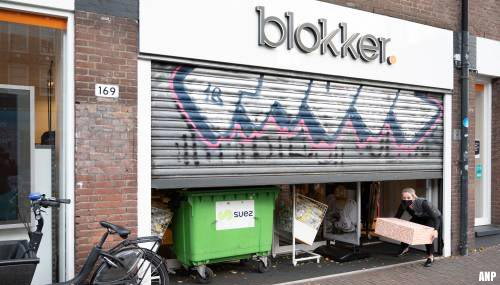 Blokker-eigenaar: kaalslag in winkelstraat na langere lockdown