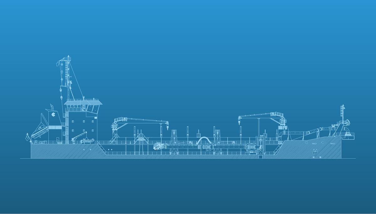 Amerikaanse opdracht voor reorganiserende scheepsbouwer IHC