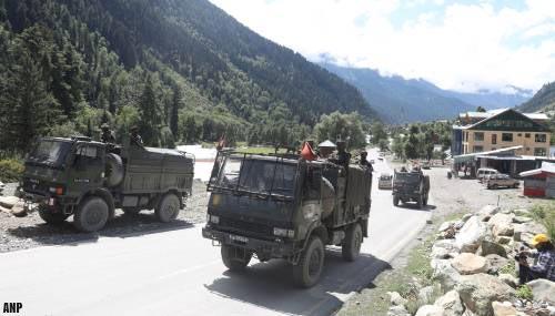 China en India weer slaags in grensgebied