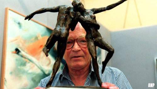 Beeldend kunstenaar Kees Verkade op 79-jarige leeftijd overleden