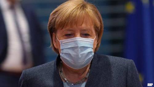 Duitse lockdown verlengd tot eind januari, meer reisbeperkingen