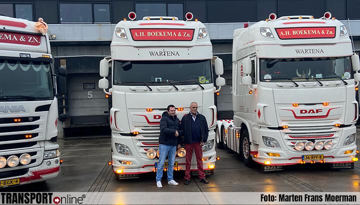 A.H. Boekema & Zn. overgenomen door Jordy Brouwer internationaal Transport