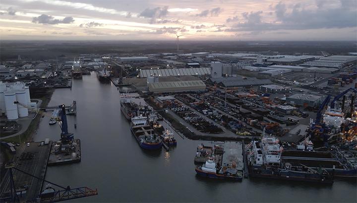 Haven van Moerdijk boekt nieuw overslagrecord in coronajaar 2020