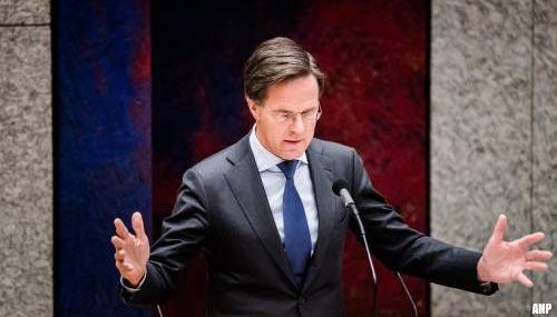 Rutte: kabinet bespreekt 'coronaverlof' met bonden en werkgevers