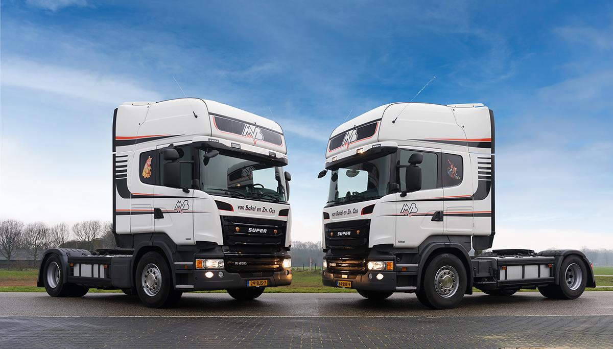 Van Bakel en Zn. Transporten BV gaat voor Scania Jong Talent