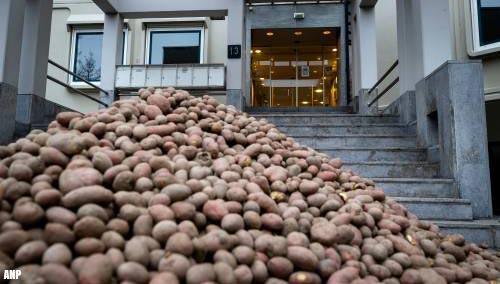 Ondanks 'constructief' overleg aardappelenberg voor CBL-kantoor