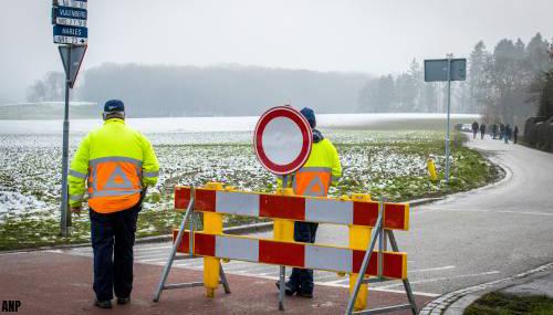 Veel boetes uitgeschreven in sneeuwgebied rond Drielandenpunt