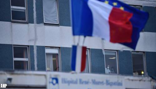 Grote toename in aantal coronapatiënten in Franse ziekenhuizen