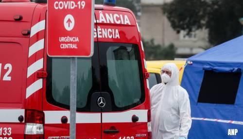 Portugese ziekenhuizen vol, Berlijn en Wenen beloven coronahulp