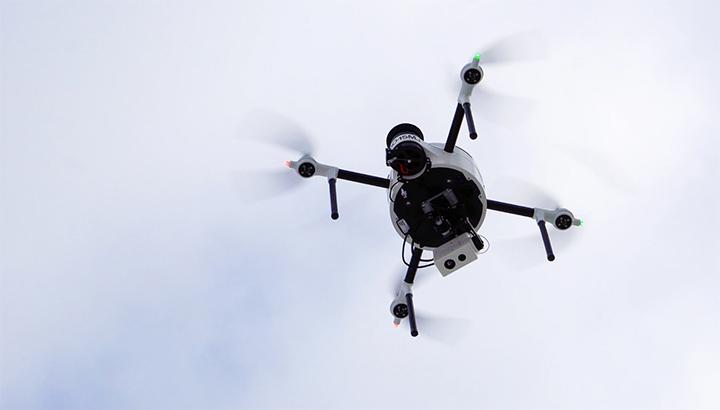 Antwerpse haven zet autonome drones in voor handhaving veiligheid