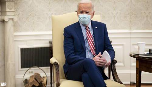 Biden wil met andere landen Irans nucleaire ambities beteugelen