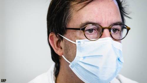 IC-voorman Diederik Gommers: Ik houd mijn hart vast met versoepelingen