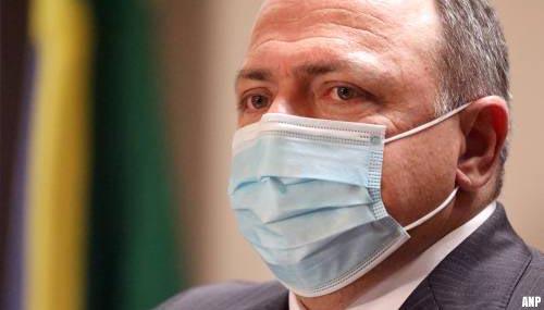 Minister Brazilië: nieuwe coronavariant drie keer besmettelijker