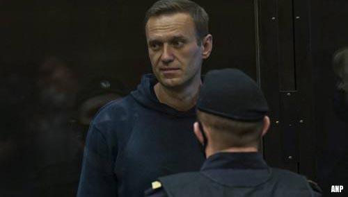 Oppositieleider Aleksej Navalni veroordeeld tot 3,5 jaar cel
