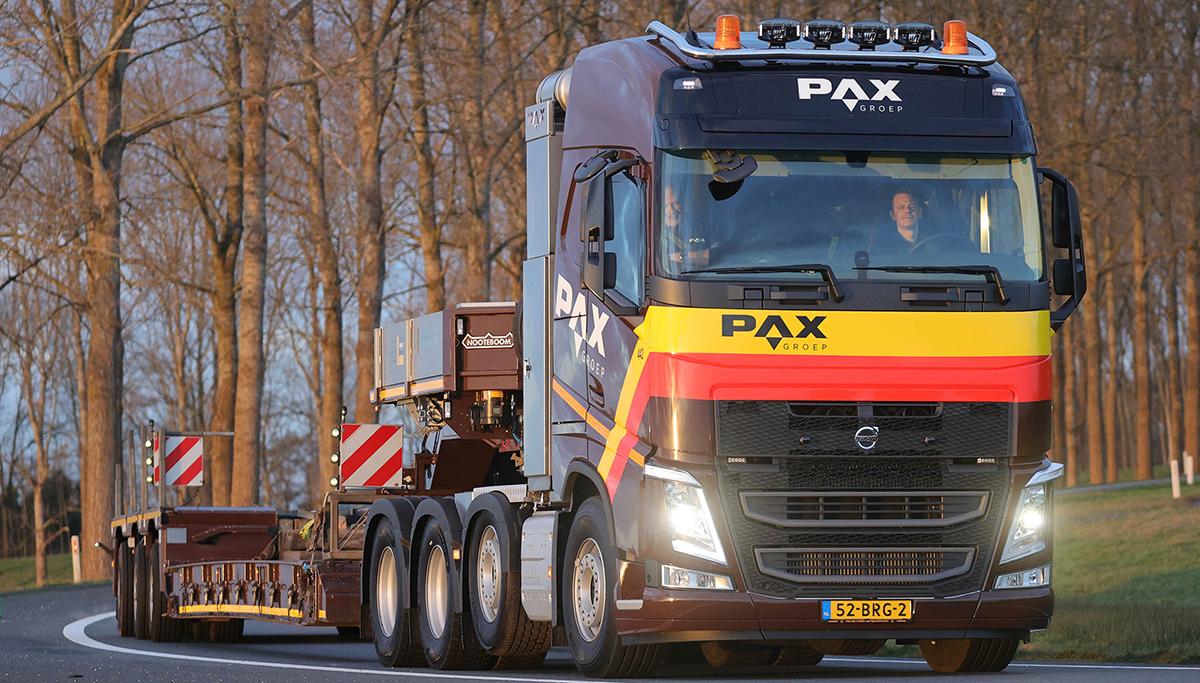 Af fabriek oplossingen op maat voor PAX Bouw- en Industrieservice