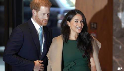 Harry en Meghan breken definitief met Britse koningshuis
