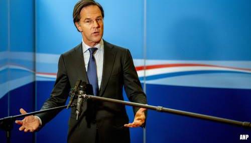 Rutte ziet nog 'weinig ruimte' voor versoepelingen
