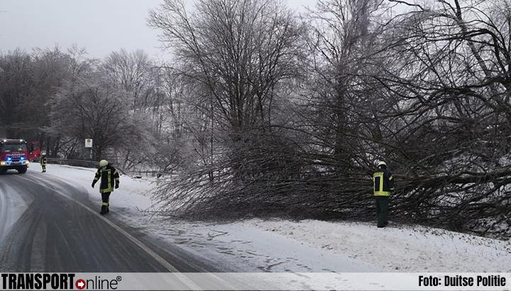 Vrachtwagen rijverbod in Duitse deelstaten verlengd