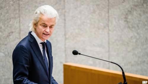 Wilders: niets bewezen van NRC-verhaal over Dion Graus