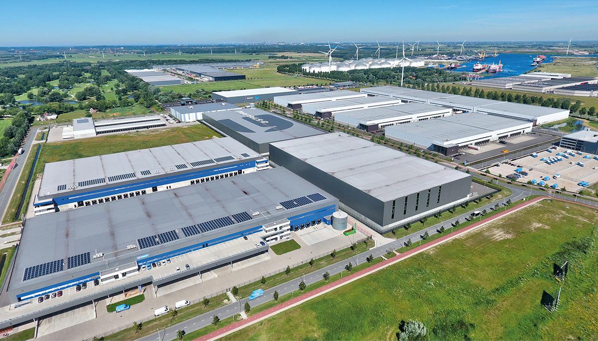 Delin Property verhuurt ruim 4.000 m2 in Amsterdams havengebied aan Neele-Vat Logistics