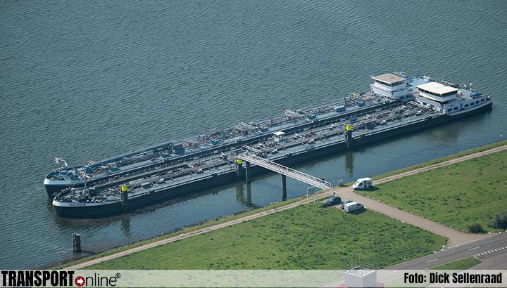 Havenbedrijf Rotterdam start proef met gemengd afmeren