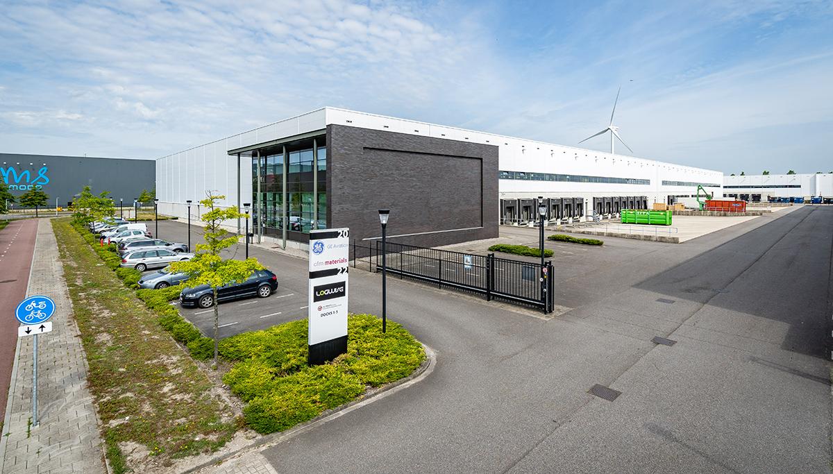 Delin Property verhuurt ruim 8500 m2 meerjarig aan NewCakes BV