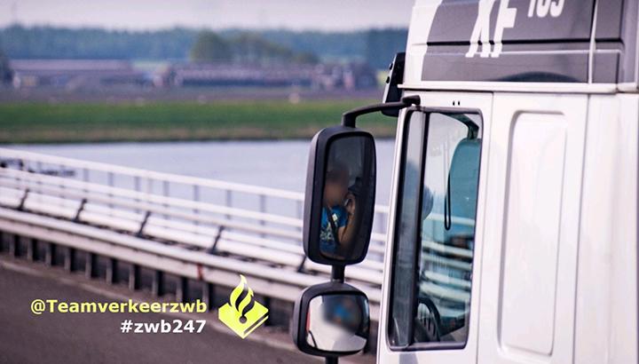 Tientallen overtredingen tijdens transportcontrole in Terheijden