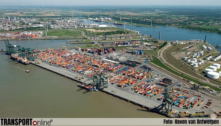 Port of Antwerp en PSA Antwerp vernieuwen Europa Terminal