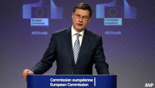 EU en VS schorten importheffingen op elkaars producten op