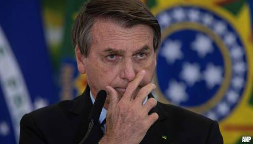 Bolsonaro moet denigrerend gedrag tegen journaliste bekopen