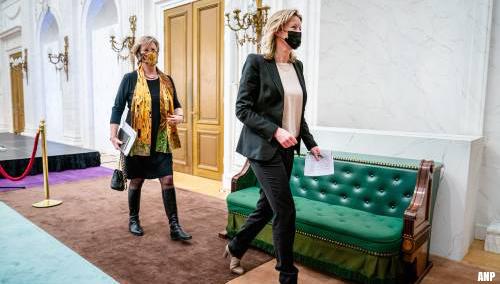 Verkenners Jorritsma en Ollongren stoppen na uitlekken notities