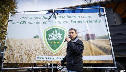 Farmers Defence Force blaast protestactie bij FrieslandCampina af