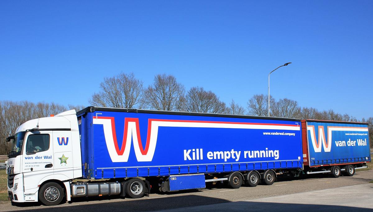 Van der Wal kiest spiegelloze trucks voor verdere verduurzaming