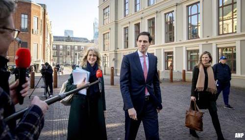 De Jonge: advies aan kabinet te testen na besmetting Keijzer