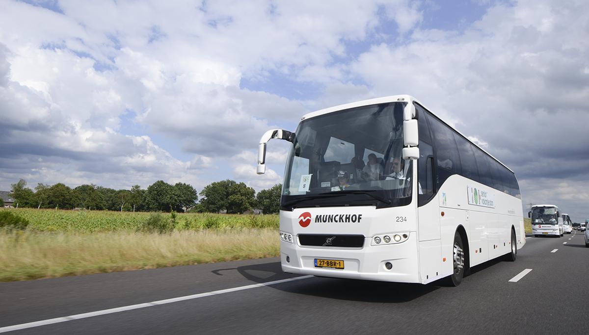Munckhof verzorgt coronaproof vervoer WK shorttrack in Dordrecht