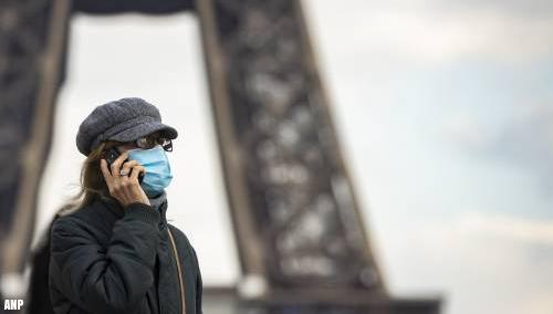 Parijs en andere Franse regio's vier weken in beperkte lockdown