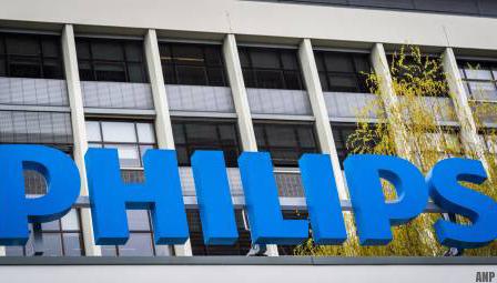 Philips verkoopt huishoudtak aan Chinese investeerder