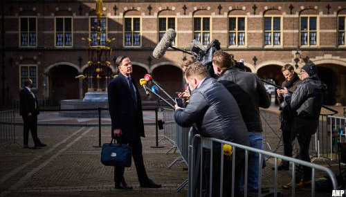 Rutte wil kijken naar JA21, Kaag ziet het niet snel gebeuren