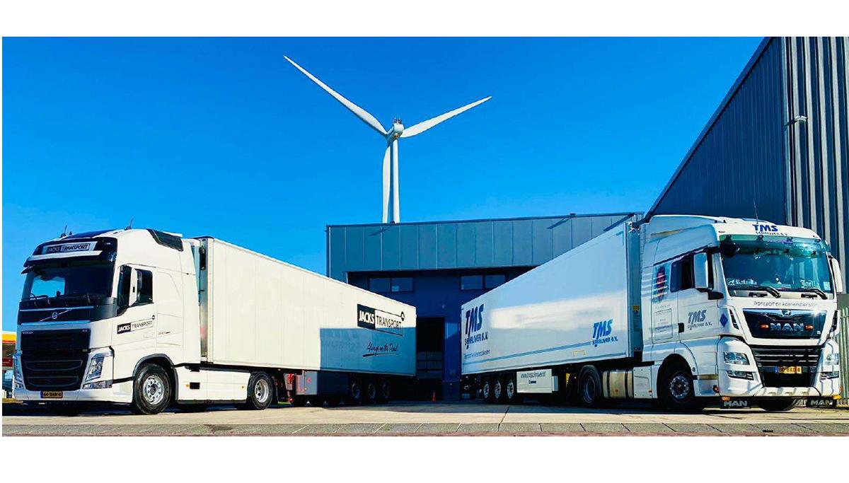 Jacks Transport & Logistiek neemt TMS Schrijver uit Almere over