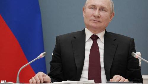 'Moordenaar' Poetin wenst Biden een goede gezondheid